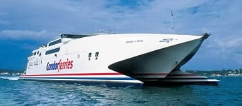 Condor ferries ferry booking timetables and tickets - Bureau de change cherbourg ...