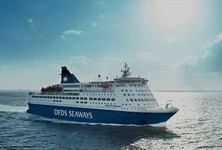 Sail to Amsterdam and Copenhagen with DFDS Seaways