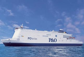Sail to Amsterdam, Rotterdam and Bruges with P&O Ferries