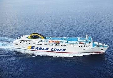 Elyros ferry