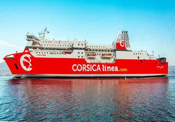 Corsica linea ferry booking timetables and tickets - Marseille bastia bateau ...