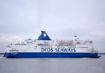 Dfds ferries photos