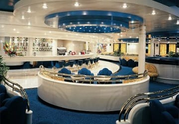 Grandi Navi Veloci Excellent Ferry Review And Ship Guide