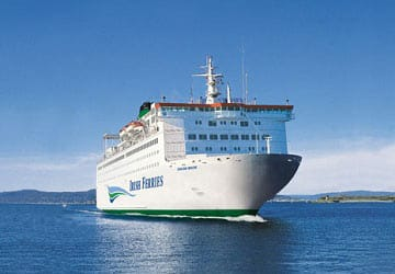 Compare Irish Ferries Timetables Prices And Book Tickets