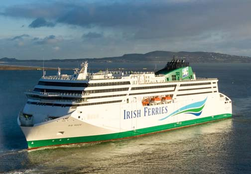 Ferry To Ireland From Holyhead >> Compare Irish Ferries Timetables Prices And Book Tickets