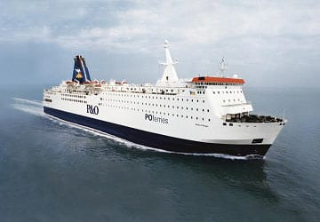 P Amp O Ferries Pride Of Bruges Ferry Review And Ship Guide