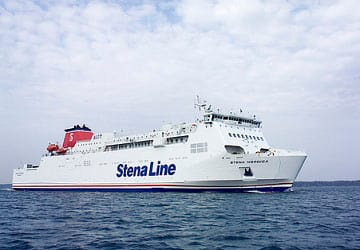 stena line stena nordica ferry review and ship guide. Black Bedroom Furniture Sets. Home Design Ideas