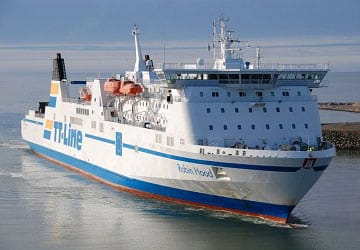 Tt Line Ferry Booking Timetables And Tt Line Ferries