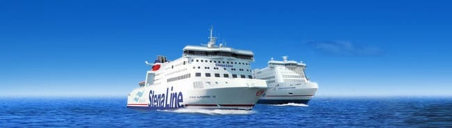 Rail and sail to ireland by train and ferry via dublin - Rosslare ferry port arrivals ...