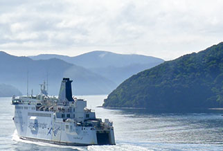 10% OFF New Zealand Sailings with Interislander