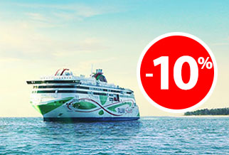 Exclusive Offer!! 10% off Tallink Silja 2019 Sailings