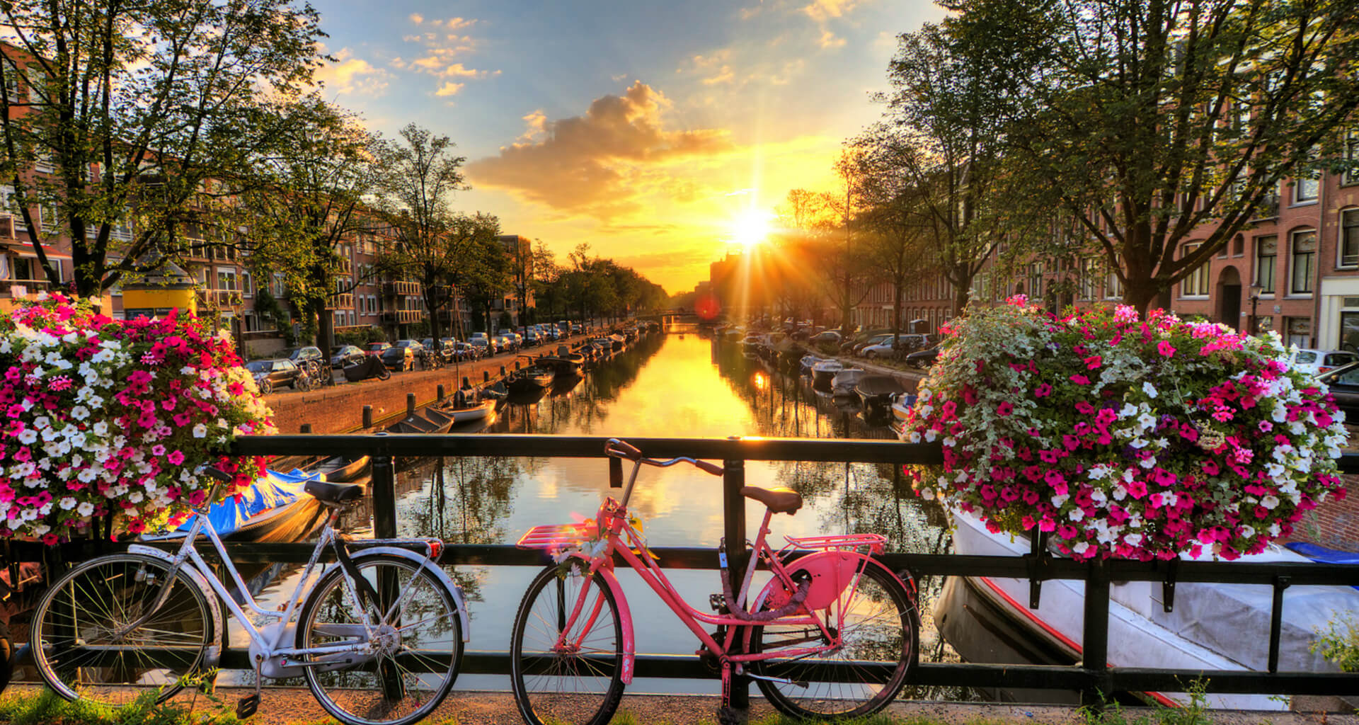15% off ferries to Amsterdam with DFDS