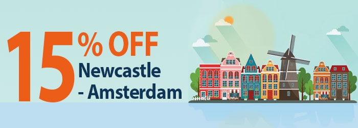 15% OFF sailings to Holland, with DFDS