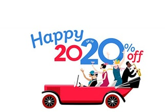 20% OFF Ferries to Northern Ireland