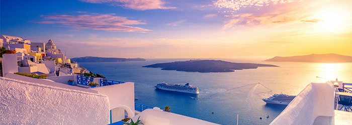 20% OFF Italy-Greece sailings