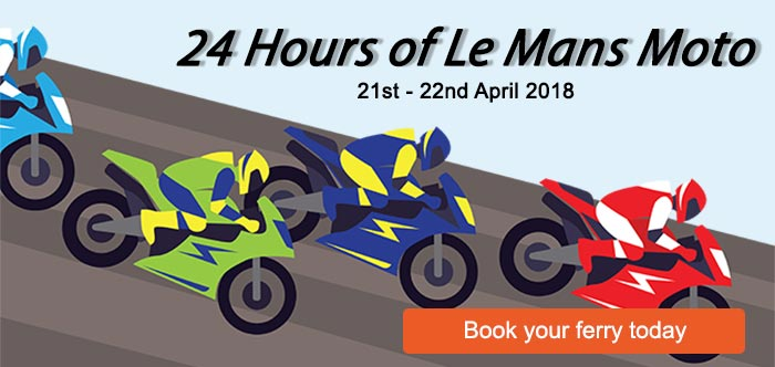 Be In Pole Position at Le Mans Moto