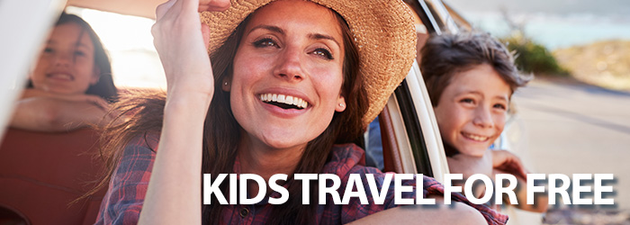 Brittany Ferries: kids travel for FREE