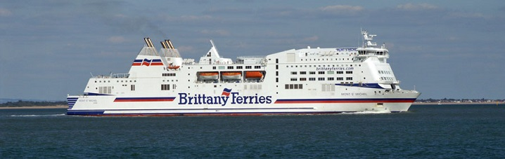 Free kids, bikes and cabins with Brittany Ferries - NFF Offer