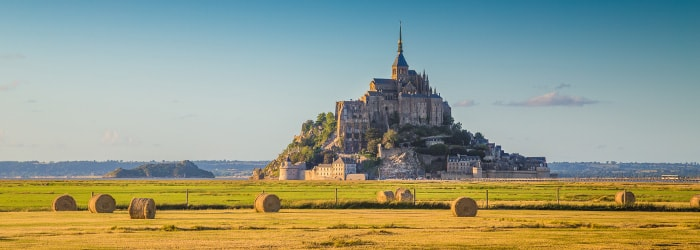 Channel Hop from £75pp return with Brittany Ferries