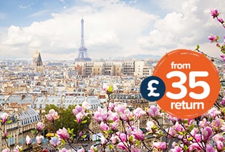 DFDS: Short Breaks to France from £35