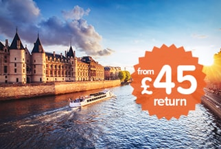 DFDS: Short Breaks to France from £45