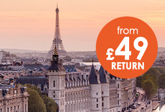 DFDS: Short Breaks to France from £49