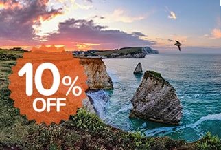 EXCLUSIVE! 10% OFF with Wightlink