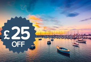 Exclusive! £25 OFF Channel Islands Ferries
