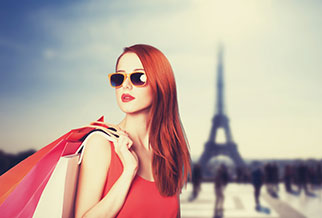 France: shopping breaks from £24 return, with Brittany Ferries