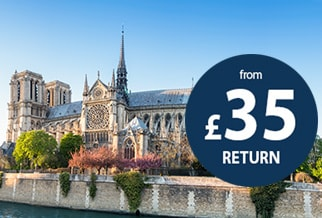 France Short break in March from £35