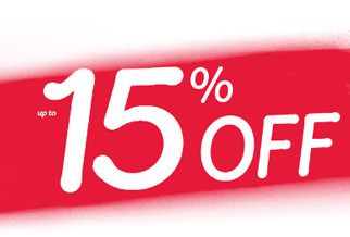 Get 15% off ferries to Ireland all year