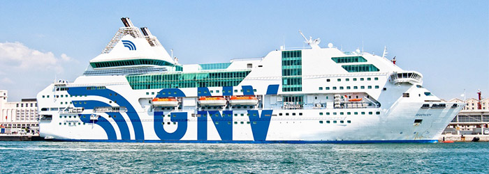 Get up to 20% OFF Grandi Navi Veloci crossings