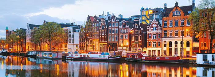 Happy Easter: get up to 20% OFF ferries to Holland