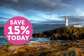 Irish Sea: get up to 15% OFF with P&O Ferries