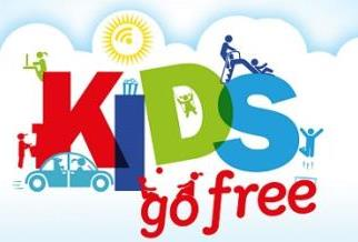 Kids Go Free across the Irish Sea