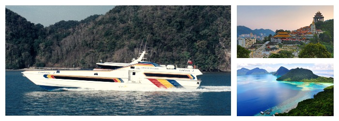 Langkawi Ferry joins Direct Ferries network