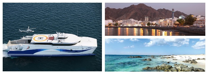 New ferry services along the Omani coast