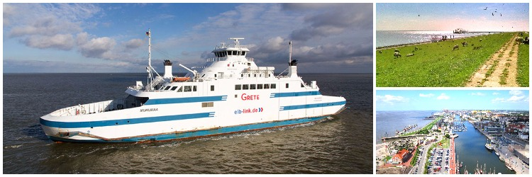 New German ferry service with Elb-Link