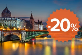 Night Owls Special: 20% off Dover-Calais