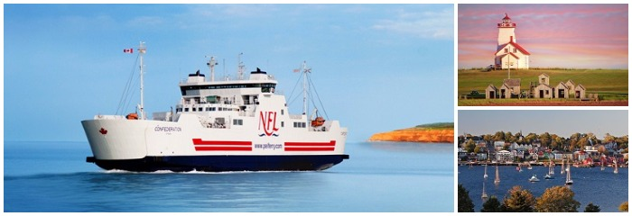 Northumberland Ferries now available with Direct Ferries