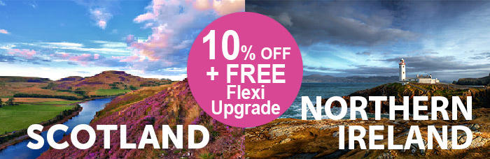 P&O Irish Sea: 10% OFF & Free Flexi upgrade
