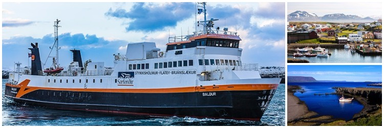 Seatours join Direct Ferries Icelandic ferry network