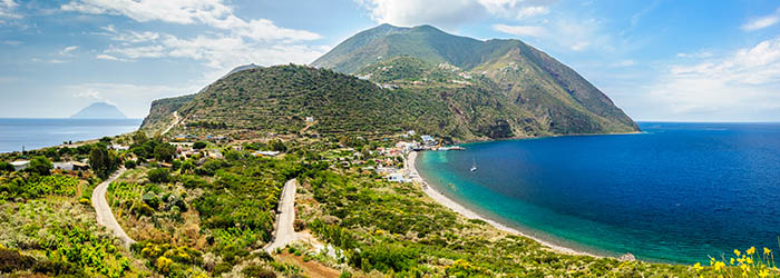Summer 2019: Pontine & Aeolian islands from 19€
