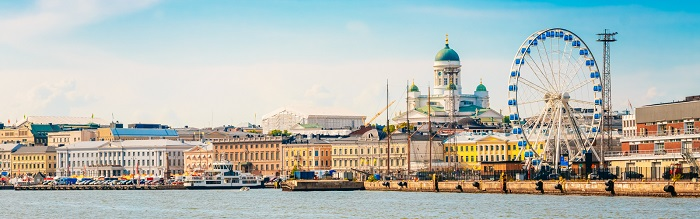 Sweden - Finland from just €55 one way