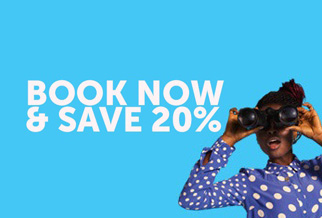 Up to 20% off Northern Ireland ferries