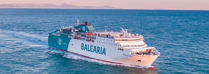 Up to 30% OFF with Balearia