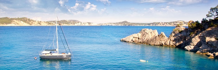 Visit Mallorca for as little as €33.50 each way