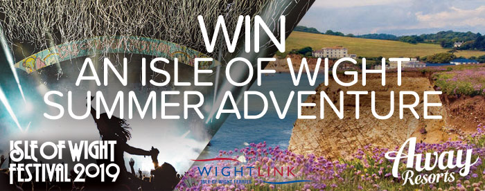 Win a Summer adventure with Wightlink